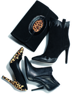 Pointed Winter Shoes 2013 - Bagatt