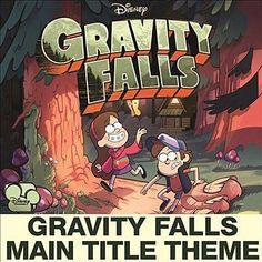 "Послушай песню Gravity Falls Main Title Theme (From ""Gravity Falls"") исполнителя Brad Breeck, найденную с Shazam: http://www.shazam.com/discover/track/98910981"