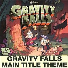 "Послушай песню Gravity Falls Main Title Theme (From ""Gravity Falls"") исполнителя Brad Breeck, найденную с Shazam: http://www.shazam.com/discover/track/98910981"