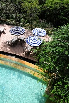 The 600-acre resort has a therapeutic thermal river and three resort pools with swim-up bars. Rio Perdido (Liberia, Costa Rica) - Jetsetter
