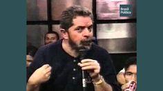 """Lula no """"Programa Livre"""": """"Se está com medo da CPI é porque, quem sabe, ...(face via Mensaleiros & Cia. 7052014 - É incompreensível como podem dar honras a ele; Honoris causa da corrupção... ? ...27ª Honraria...  Meu Deus, aonde irá a humanidade? 'Resta saber os argumentos que o Lula usou para convencer os espanhóis que no Brasil existem escolas públicas de qualidade e que ainda ensinam o castelhano'"""