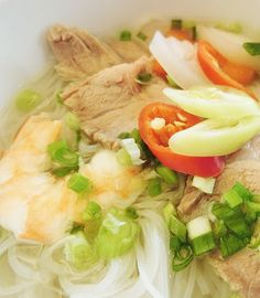 Vietnamese Food / Ho Chi Minh