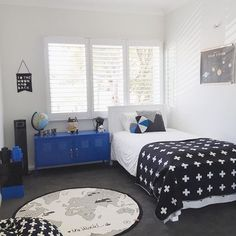 A little boys room I did earlier in the year as part of a project in Randwick.