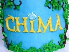 Sara Elizabeth - Custom Cakes & Gourmet Sweets: Chima and Chocolate