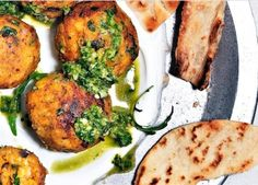 This homemade butternut squash falafel is a lunchbox winner. And it's made even tastier with a spicy zhoug sauce