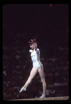 Stock Pictures, Stock Photos, Nadia Comaneci, Olympic Sports, Summer Olympics, Sports Women, Royalty Free Photos, Montreal, Athlete