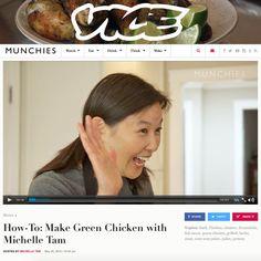 Nom Nom Paleo on Vice Munchies! by Michelle Tam http://nomnompaleo.com
