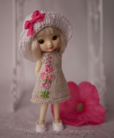 Amelia Thimble - Cindy Rice Designs outfit
