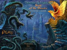 Spirits of Mystery Song of the Phoenix