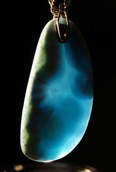 "Larimar  ""The Blue stone of Atlantis"""