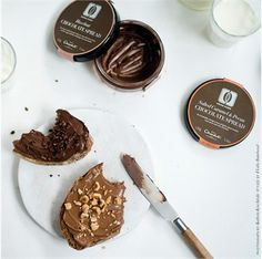 Salted Caramel & Pecan Chocolate Spread