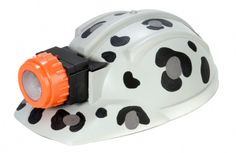 Zoo Builders Hat  w/Light Snow Leopard at theBIGzoo.com, a toy store with over 12,000 products.