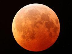 Luna Rossa il 4 Aprile: In Arrivo Eclissi Lunare – 4 April 2015 Lunar Eclipse | DENEB Official ©
