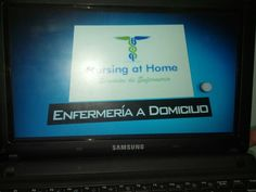 Enfermería a domicilio, Nursing at home.