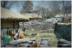 여행블로거기자단 | 소박하고 평화로운 외암리마을 돌담의 멋에 빠지다 - Daum 카페