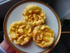 Ina Is(s)t: Schnelle Apfeltartelettes mit Vanillepudding