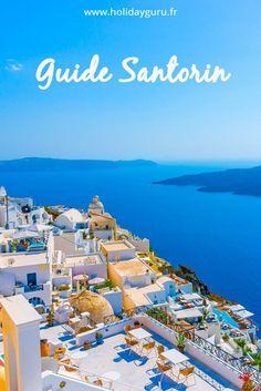 Guide Santorin