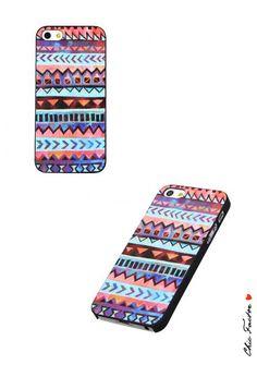 Aztec print iPhone cases - Uber Cute!