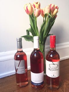 in spring, a little more body and fruit will do you right. Plus, because they're heartier, they're often much better pairings for food. Look for ones made from Garnacha, Syrah, or Lagrein and revel in the lush strawberry and raspberry goodness. Check out these 3 here!