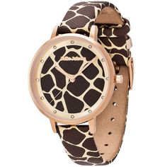Safari, Giraffe, Gold, Watches, Leather, Accessories, Material, Style, Products