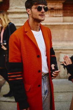Milan Fashion Week (Ene. 2018) - Streetstyle (Día 3)