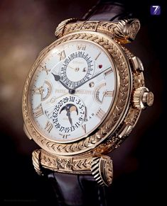 Watches 7: PATEK PHILIPPE – Grandmaster Chime Ref. 5175 175th Anniversary - Commemorative Edition