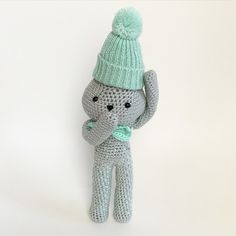 Spring is coming! Time to take off your bobble Hat Mister Pearhead!