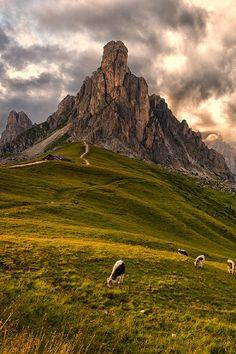 Passo Giau by DaniloDiGiovanni (Dolomiti, Italy).