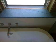 Bathroom Window Ledge schiefer fensterbänke sind gefragter denn je, da sie langlebig wie