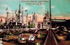Witching Waves - Luna Park