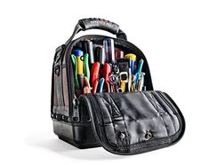 HVAC Tool Bags are always the solid tool bags and have multiple pockets to store many things. So let's get to see best HVAC tool bag or backpack. Hvac Tool Bags, Hvac Tools, Tool Backpack, Tool Pouch, Best Tool Bag, Electrician Tool Bag, Klein Tools, Power Hand Tools, Backpack Reviews