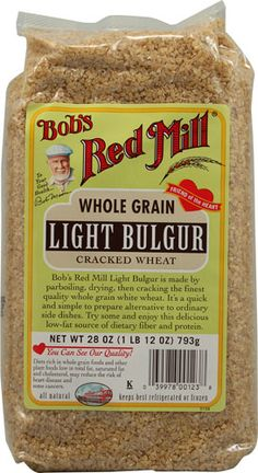 How to Substitute Bulgur Wheat for Ground Beef in Your Recipes - Save Money & Be Healthy!