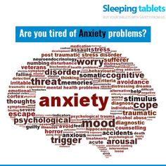 Are you tired of Anxiety problems?