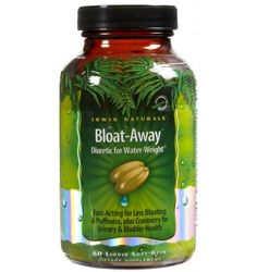 Specially formulated to reduce excess water-retention and relieve bloating and puffiness fast. Eases pressure and eliminates excess water weight for a leaner appearance.
