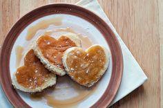 Tortitas de avena- ElleSpain Healthy Snacks, Healthy Eating, Bon Appetit, Grapefruit, Food And Drink, Keto, Cooking, Breakfast, Recipes