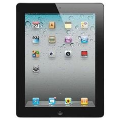 you're want to buy Apple iPad 2 Wi-Fi - Tablet - 16 GB - IPS ( 1024 x 768 ) - rear camera + front camera - Wi-Fi, Bluetooth - black,yes . you can get special discount for Apple iPad 2 Wi-Fi - Tablet - 16 GB -… Wi Fi, Accessoires Ipad, Ipad 2 Wifi, Tablet Android, Tablet Computer, Ipad Tablet, Computer Sales, Computer Tips, Apps