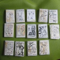 Daniel Johnston analog recorded and hand illustrated lo-fi tapes Daniel Johnston, A Moment To Remember, Trading Places, Dont Be Scared, Buy Music, Record Collection, Hand Illustration, Artwork Design, Good Music