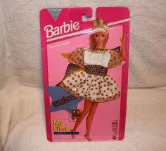 Barbie Dreamy Angel Outfit NOC | eBay