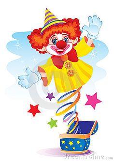 The clown-surprise by Andrey Kopyrin, via Dreamstime