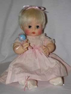 "1959 Effanbee 15"" Baby Doll"