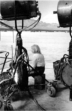 """Ernst Haas: Marilyn Monroe, behind the scenes of """"The Misfits"""", Nevada, 1960"""