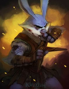 Battle Armor Series- Bunny by injureddreams on DeviantArt Fanart, Disney Magic, Disney Art, Dark Jack Frost, Bunny Book, Guardians Of Childhood, Jack And Elsa, Jack Rabbit, Rise Of The Guardians