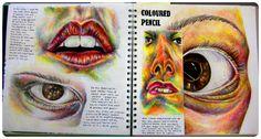 Coloured Pencil Portraits Discover The Secrets Of Drawing Realistic Pencil Portraits... http://pencil-portrait-mastery-today.blogspot.com?prod=aJbkhdJG
