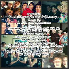 Daigle Dallas Nash Grier Gonzales Grier O Mendes Kapor Carpenter Bvo Gilinsky Taylor Caniff Addonizio Espinosa I still love you with all I've got. Never giving up on you guys ♥ I Still Love You, I Love Him, Macon Boys, Minions, Magcon Family, Matt Espinosa, Aaron Carpenter, Bae, Taylor Caniff