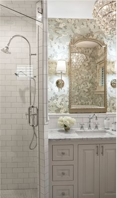Its All In The Detailstranquil Master Bedrooms And Baths - Bathroom vanities palm beach county