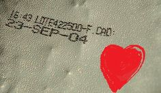 (28/01/13) Tu amor tenía, aunque borrosa, fecha de caducidad. A olvidarte se la pongo yo. #cuentuitos a:m