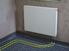 Painel radiante de pavimento SYSTEM 70 - Daikin Air Conditioning Italy S.p.A. - Divisione Riscaldamento