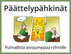 RyhmäRenki palvelee ryhmiä ja ryhmänohjaajia - Tervetuloa peremmälle!