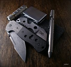 Every Day Carry or E.D.C. is an ideology and spirit of being prepared. Join The Prepared Sheepdog and explore EDC with us! Subscribe to our youtube channel for reviews and ideas! https://www.youtube.com/channel/UCiwuaqkscv_i0m3x0mFxGHw