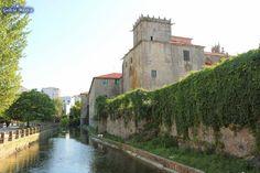 Información sobre el Pazo y Convento de Vista Alegre, en Vilagarcía de Arousa, Pontevedra